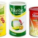 Die wichtigsten Ernährungsprogramme Teil 3: Almased, Yokebe usw.